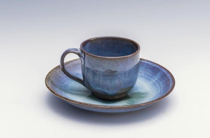 コーヒー&カップソーサー 松代焼