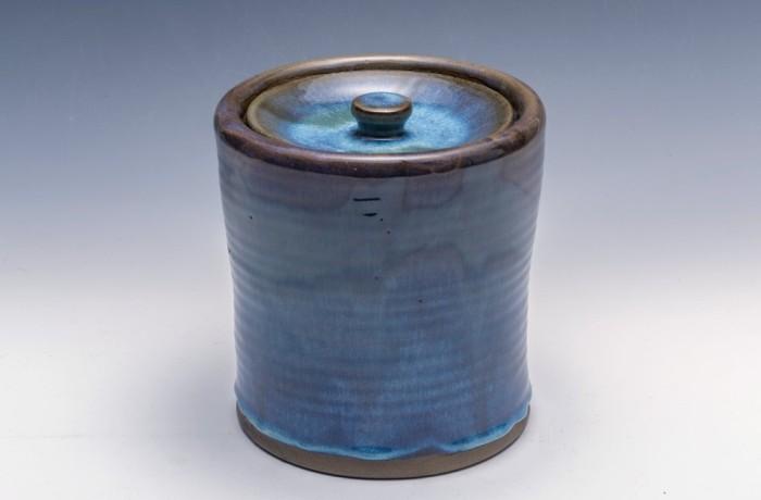 蓋付き容器 松代焼